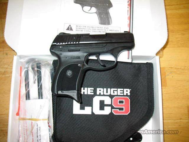 RUGER LC 9  Guns > Pistols > Ruger Semi-Auto Pistols > LC9