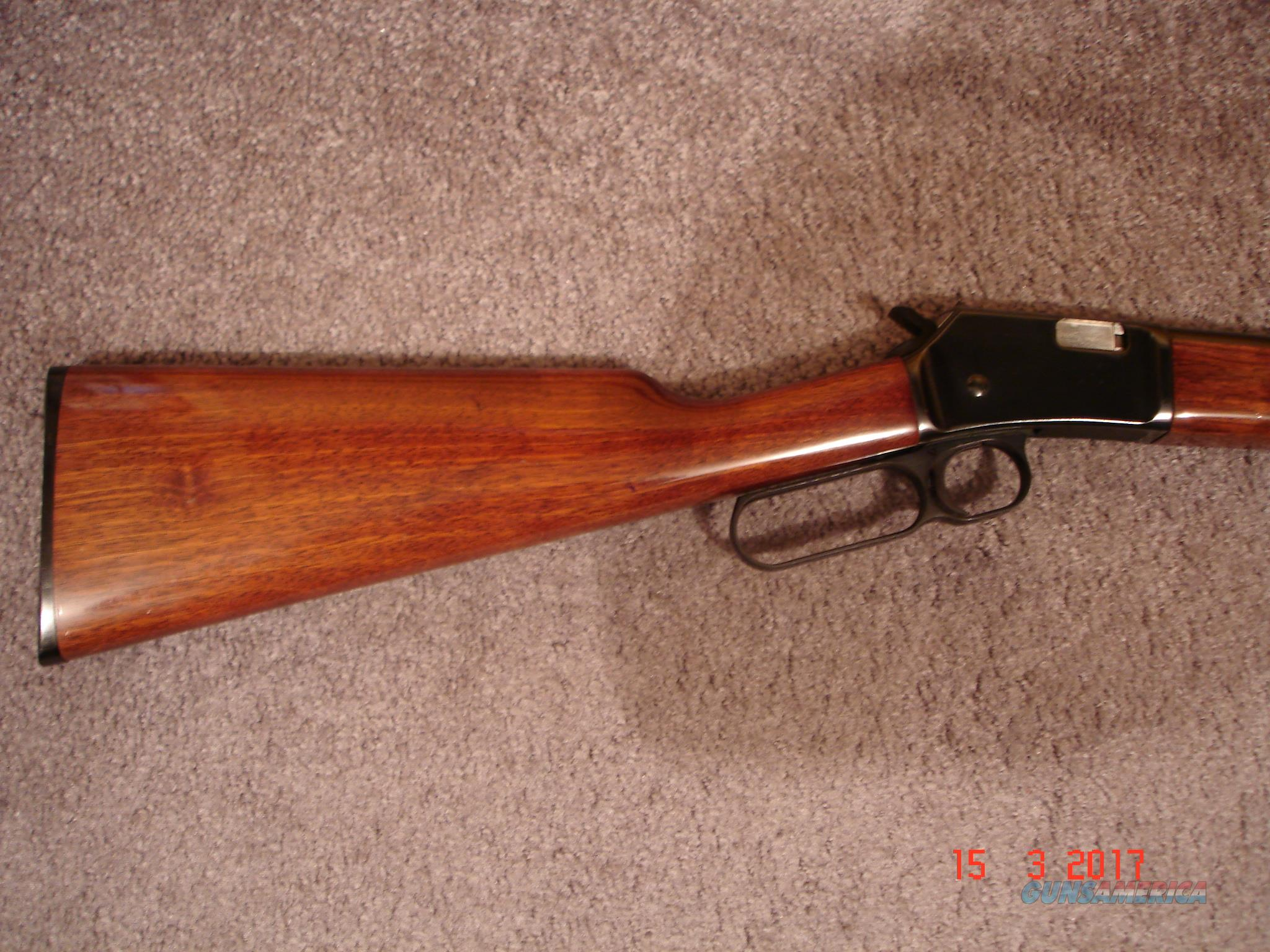 Browning Mod.BL-22 GD I MFG 1969 Excellent  Guns > Rifles > Browning Rifles > Lever Action