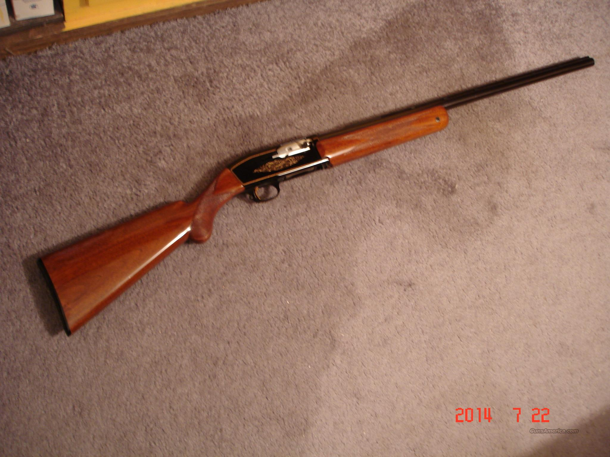 Browning Twelvette Double auto 12GA.1966  Guns > Shotguns > Browning Shotguns > Autoloaders > Hunting
