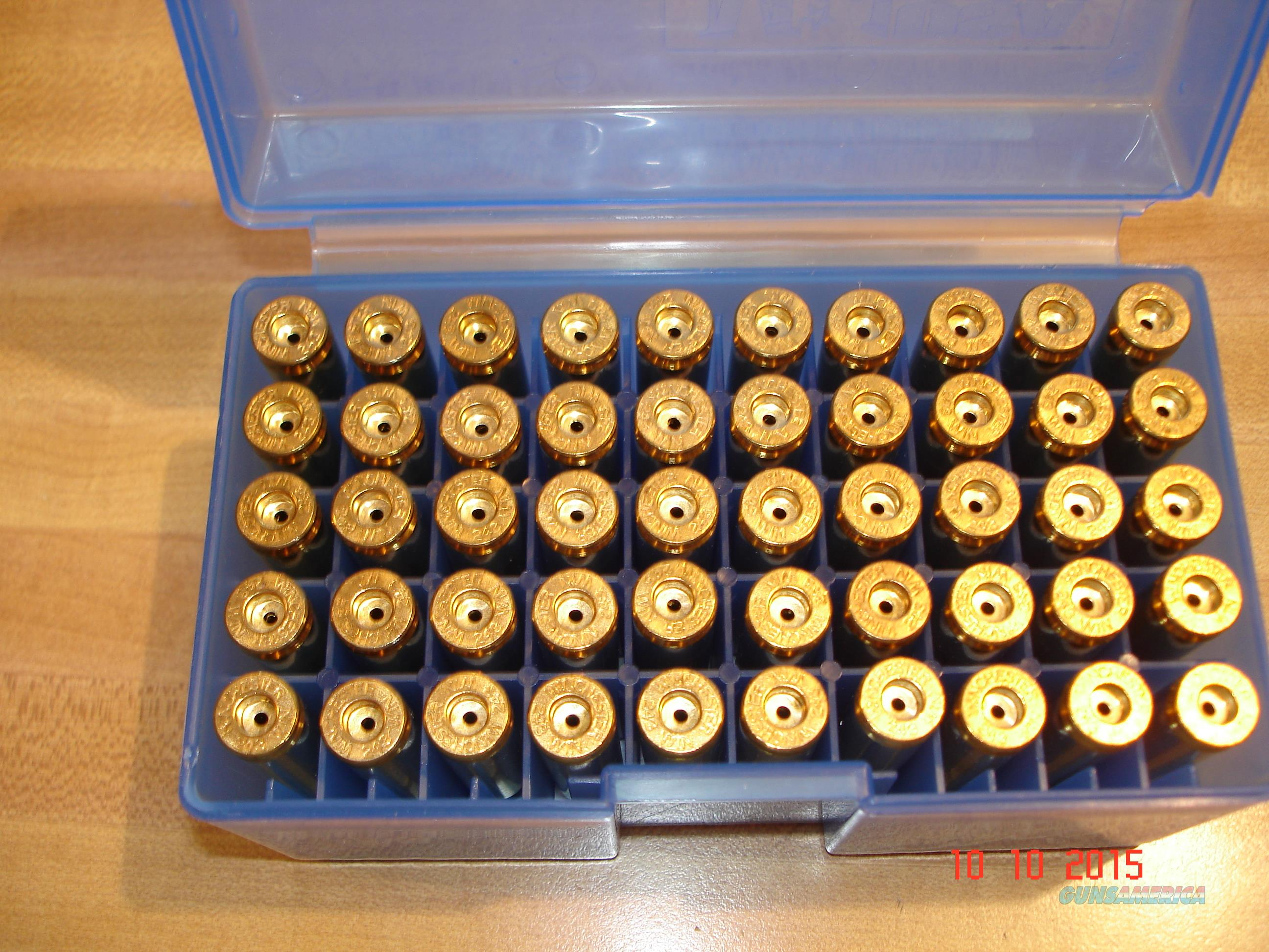 .243Win. New Unprimed Brass 50Rnd. Boxes RP or Win.  Non-Guns > Reloading > Components > Brass