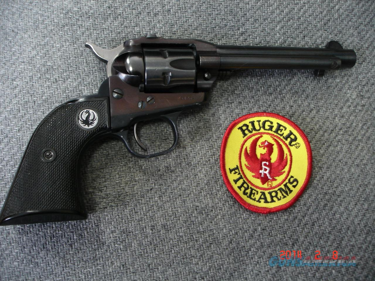 Ruger Single Six 3Screw Old mod.RSS MFG 1956 Exc.  Guns > Pistols > Ruger Single Action Revolvers > Single Six Type