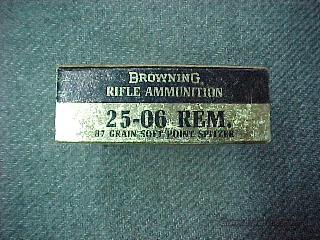 BROWNING AMMO  Non-Guns > Ammunition