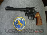 Colt Off.Mod. Match .22LR SA Only 1963  Guns > Pistols > Colt Double Action Revolvers- Modern