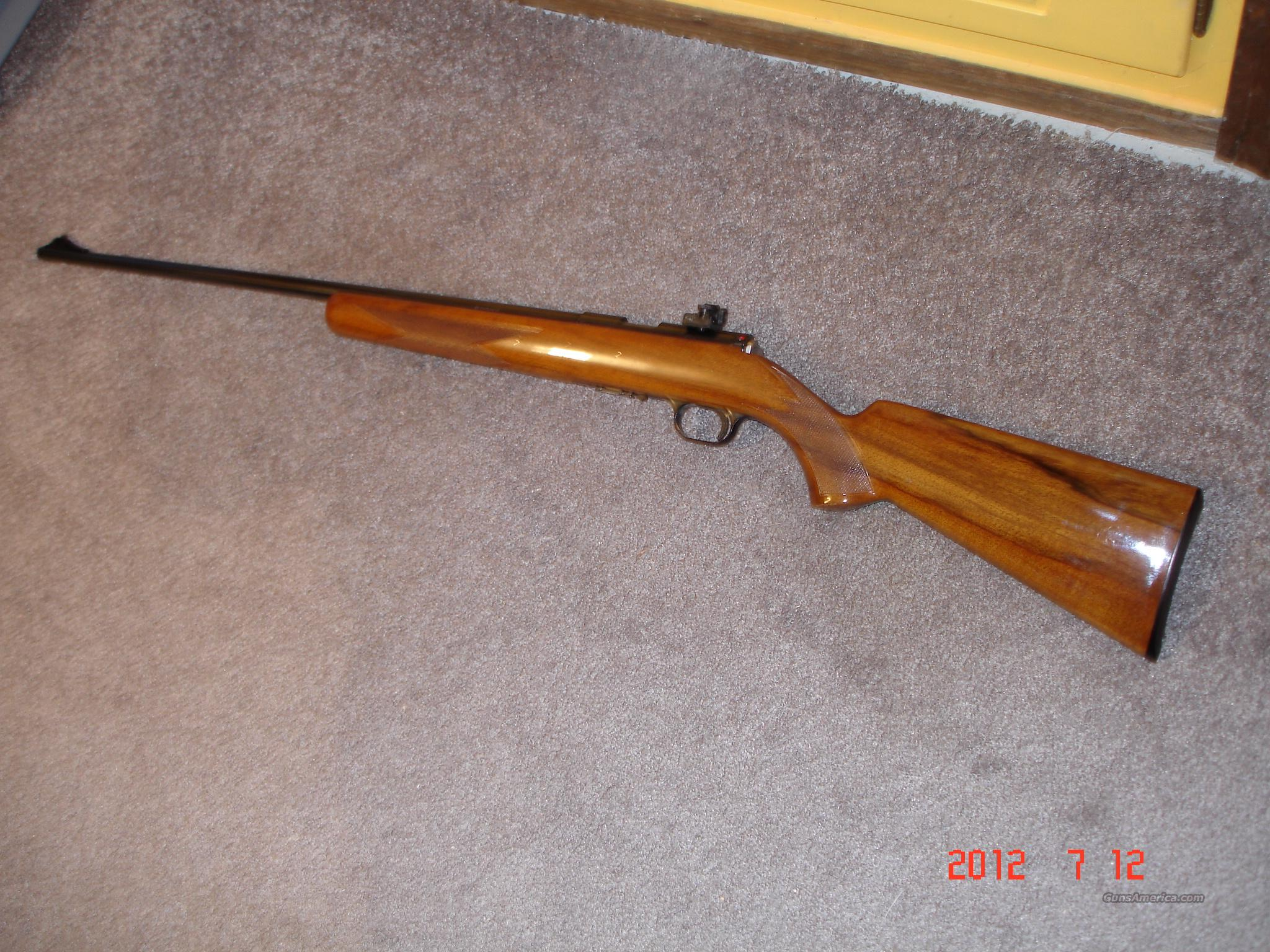 Browning T-bolt T2 MFG 1970 Near Mint  Guns > Rifles > Browning Rifles > Bolt Action > Hunting > Blue