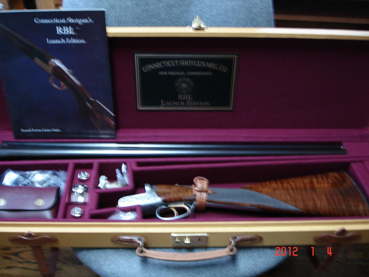 "RBL Launch Edition 20GA NIC 28""BBLS.  Guns > Shotguns > Galazan Shotguns"