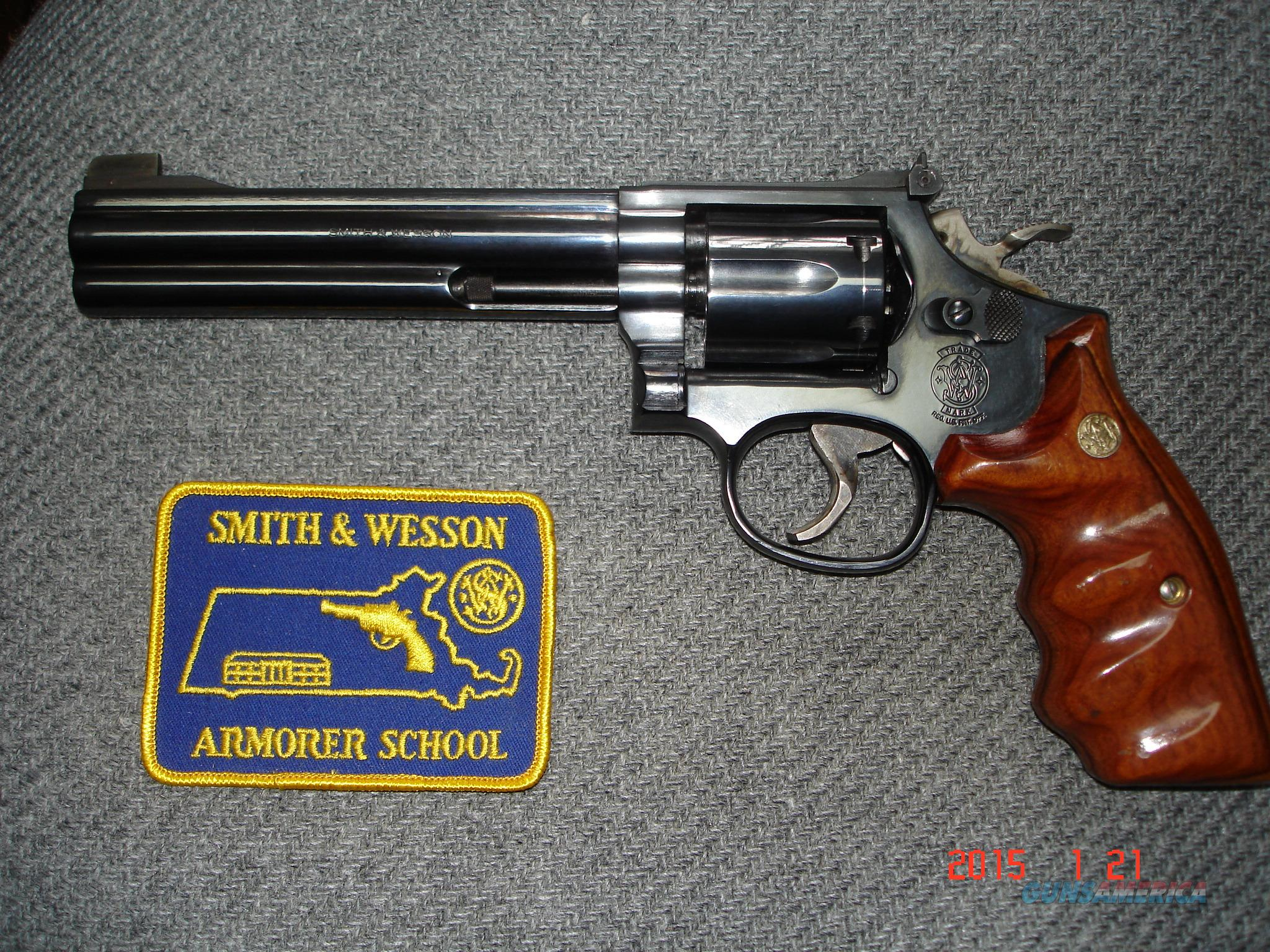 "S&W Mod. 16-4 K-32 .32H&R Mag. 6"" Blue MIB 1992  Guns > Pistols > Smith & Wesson Revolvers > Full Frame Revolver"
