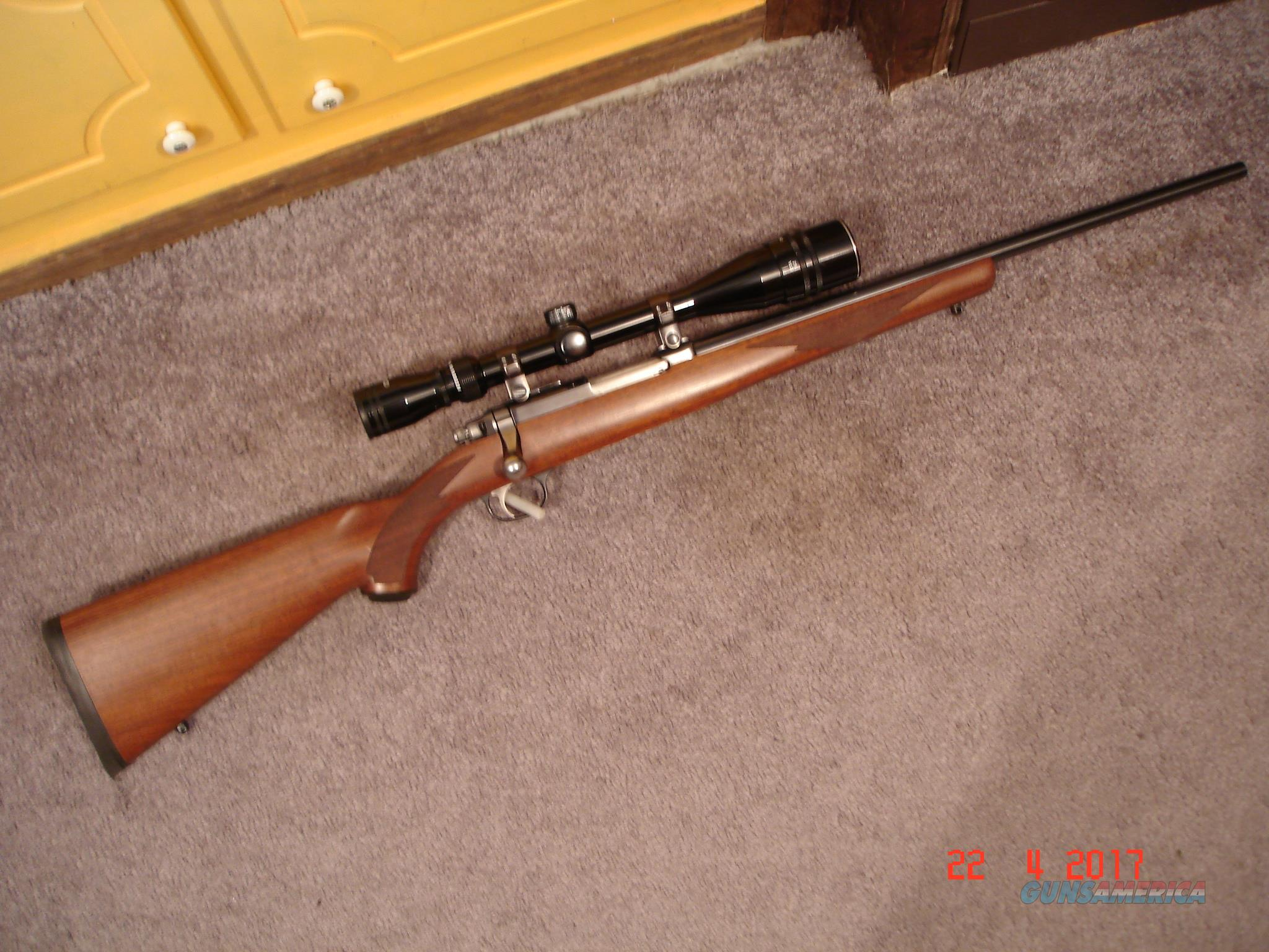 Hard to Find Ruger mod. 77/22RH .22Hornet Bolt Act. Rifle Mint with  6x24x40 Tasco Scope  Guns > Rifles > Ruger Rifles > Model 77