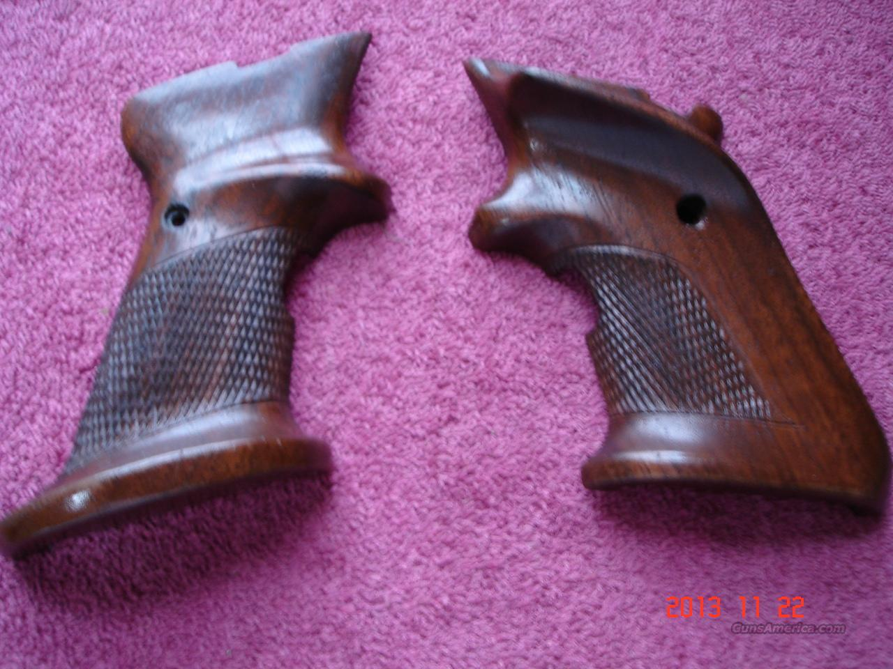 HI-Std Herrett's target for Mod104 ETC  Non-Guns > Gunstocks, Grips & Wood