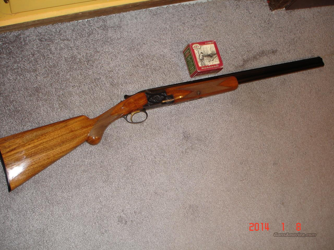 Brownig Superposed GDI 20GA. 1968  Guns > Shotguns > Browning Shotguns > Over Unders > Belgian Manufacture