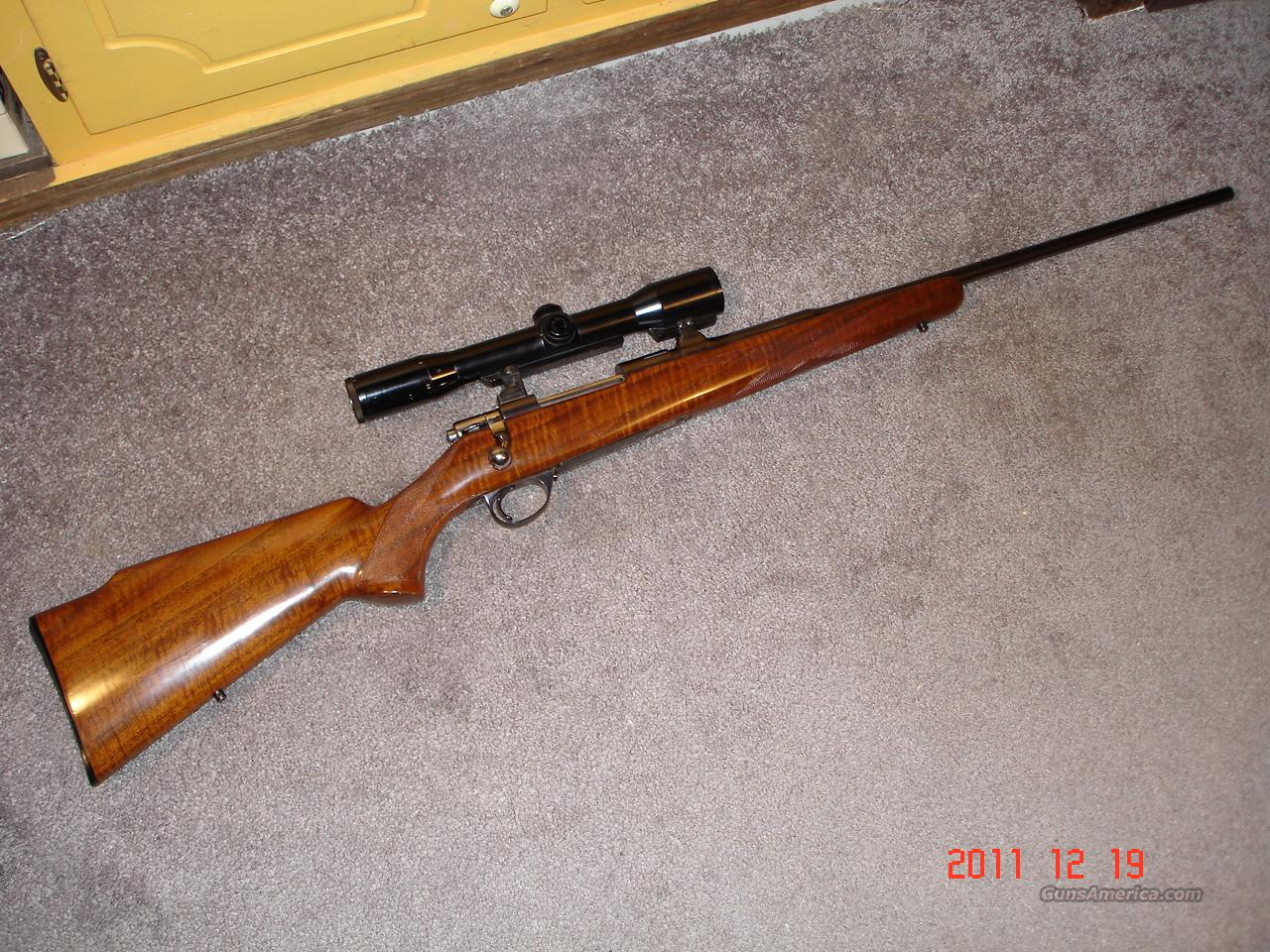 Browning Safari .243Win. Sako Act.   Guns > Rifles > Browning Rifles > Bolt Action > Hunting > Blue