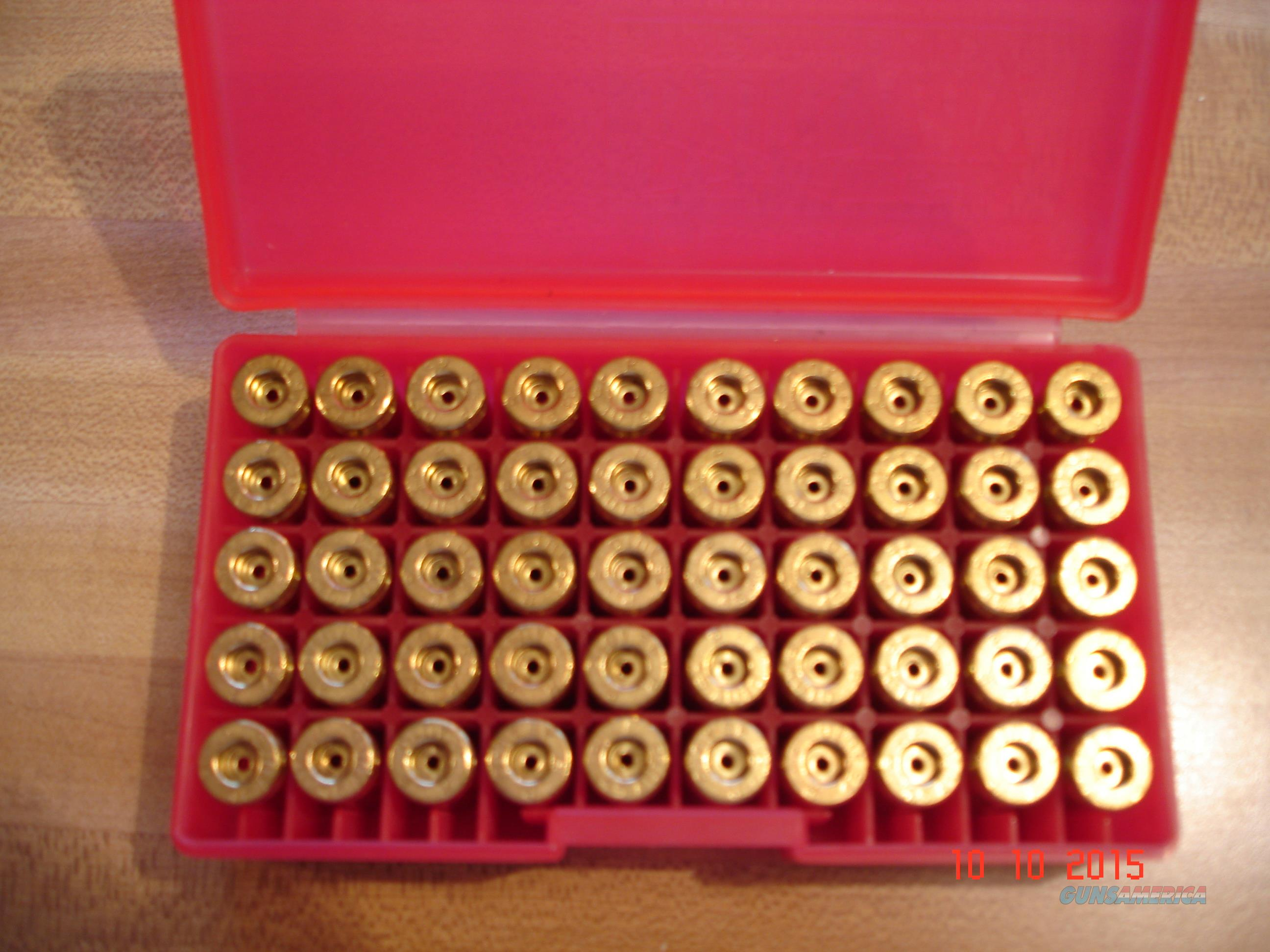 Winchester .45 ACP Unprimed NEW Brass Box of 50  Non-Guns > Reloading > Components > Brass