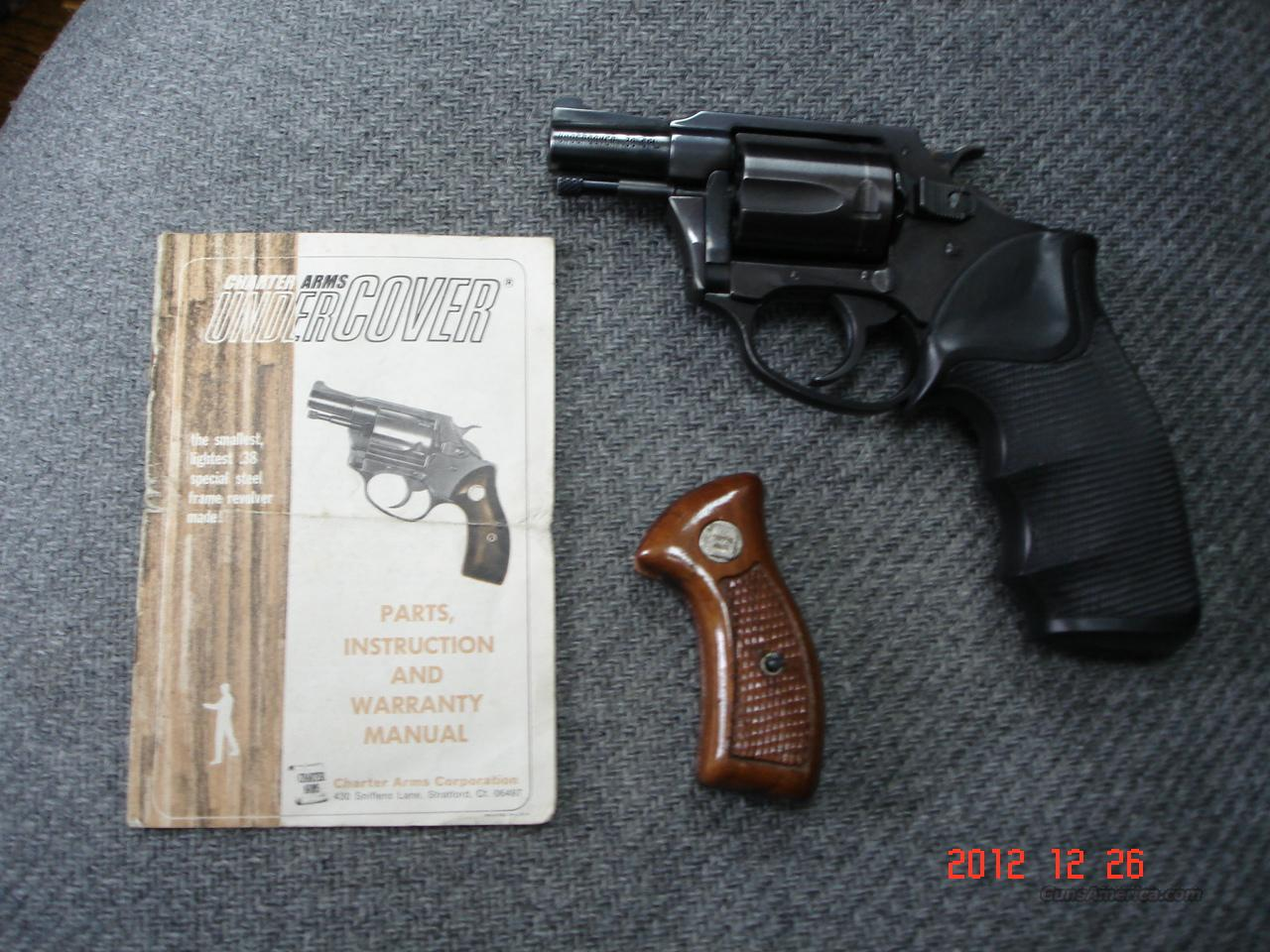 Charter Arms undercover 2' .38SPEC. 1978?  Guns > Pistols > Charter Arms Revolvers