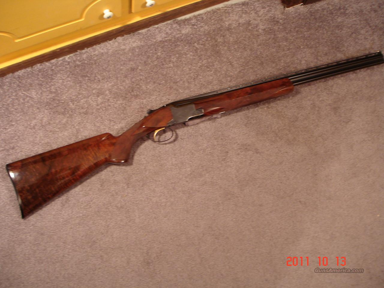 Superposed GD1 Skeet .410GA. 1970MFG  Guns > Shotguns > Browning Shotguns > Over Unders > Belgian Manufacture