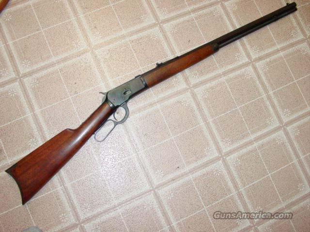 WINCHESTER 92 RIFLE .25-20  Guns > Rifles > Winchester Rifles - Modern Lever > Other Lever > Pre-64