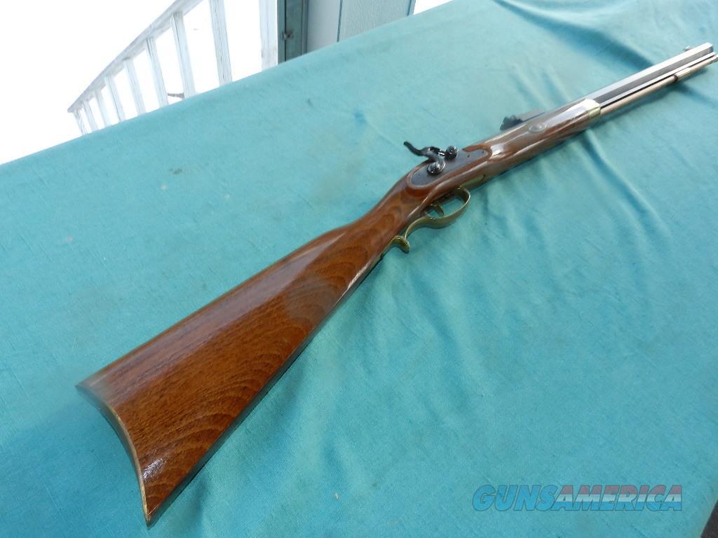 CVA HAWKEN FRONTIER.50 CAL PERCUSSION  Guns > Rifles > Connecticut  Valley Arms (CVA) Rifles > Traditional Muzzleloaders