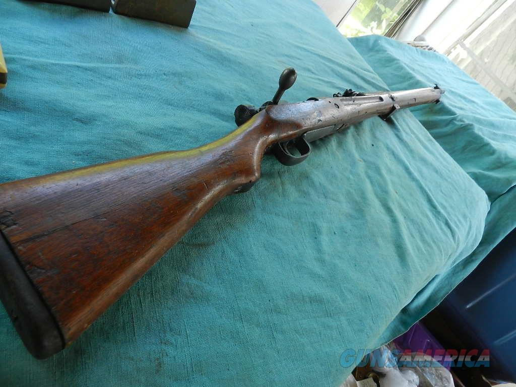 ARISAKA TYPE 99 SHORT RIFLE 7.7 CAL ,MATCHING, EXC BORE  Guns > Rifles > Military Misc. Rifles Non-US > Other