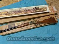 WINCHESTER GOLDEN SPIKE CARBINE .30-30  Guns > Rifles > Winchester Rifle Commemoratives