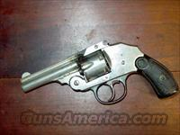 IVER JOHNSON .38 TOP BREAK REVOLVER  Guns > Pistols > Iver Johnson Pistols