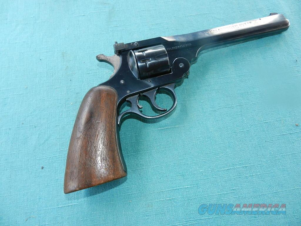 H&R SPORTSMAN .22LR REVOLVER  Guns > Pistols > Harrington & Richardson Pistols