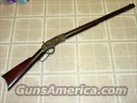 WINCHESTER 1873 RIFLE .38-40 CAL.  Winchester Rifles - Pre-1899 Lever