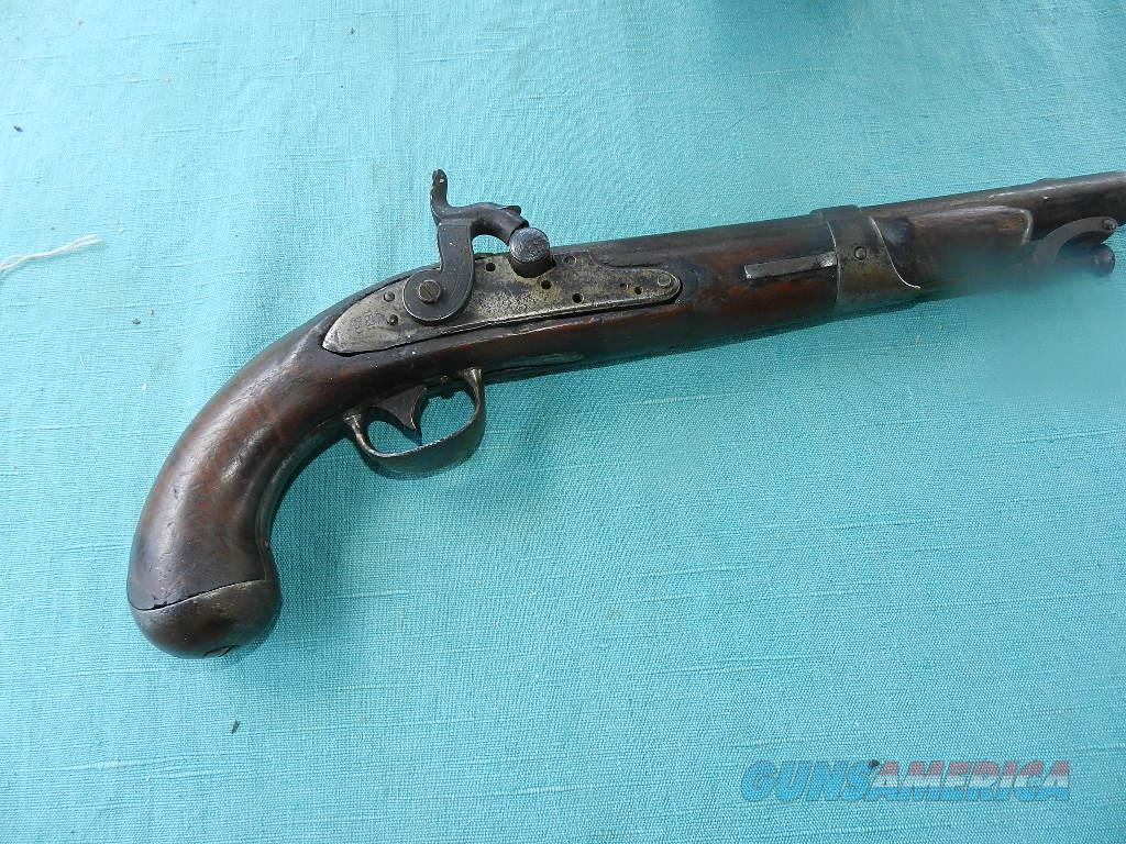 W.EVENS 1832 VALLEY FORGE U.S.N. SINGLE SHOT   Guns > Pistols > Military Misc. Pistols US > Other