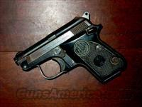 BERETTA 950BS .25 ACP  Guns > Pistols > Beretta Pistols > Small Caliber Tip Out