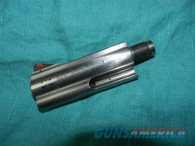 """S&W  MODEL 68 BARREL .357 MAG. 4 1/4""""  Non-Guns > Barrels"""