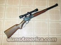 MARLIN 336 .35 REM CAL.  Guns > Rifles > Marlin Rifles > Modern > Lever Action