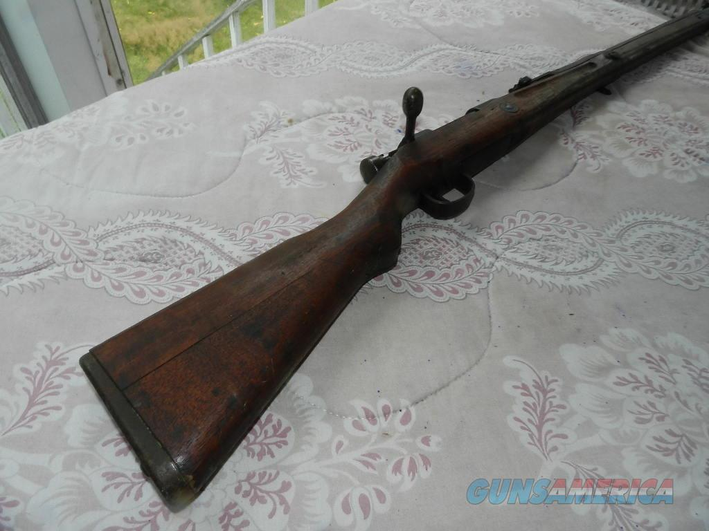 ARISAKA TYPE 99 FULL MUM, MATCHING  Guns > Rifles > Military Misc. Rifles Non-US > Other