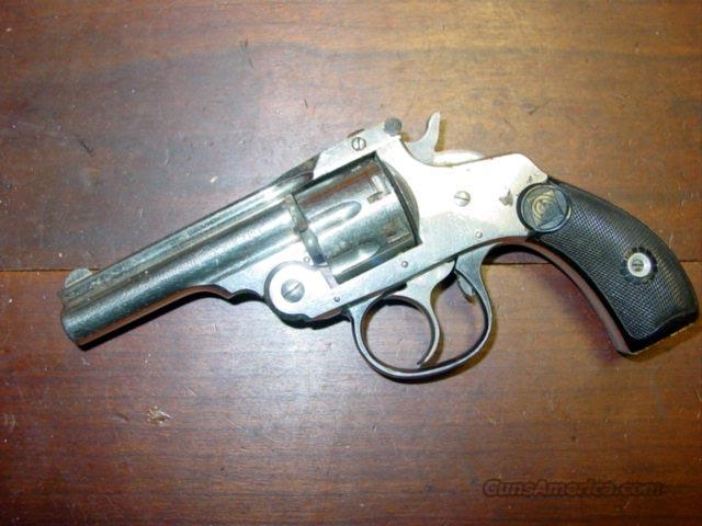 HARRINGTON & RICHARDSON .22 TOP BREAK REVOLVER  Guns > Pistols > Harrington & Richardson Pistols