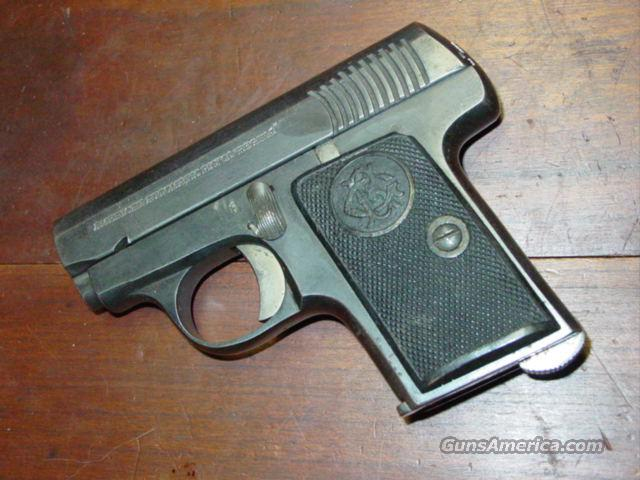 AMERICAN REGINA AUTOMATIC .25 ACP  Guns > Pistols > FNH - Fabrique Nationale (FN) Pistols > Other Semi-auto