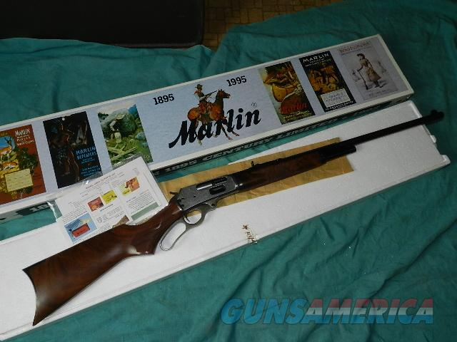MARLIN 1895 CENTURY LIMITED 45-70 LEVER RIFLE for sale ...