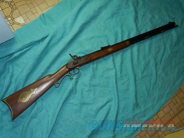 THOMPSON CENTER HAWKEN MUZZLELOADER 45 CAL.  Guns > Rifles > Thompson Center Muzzleloaders > Hawken Style