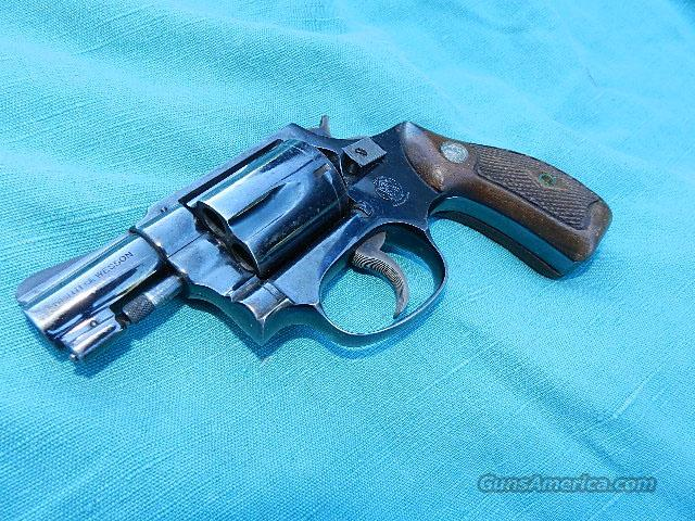 S&W MODEL 36  .38 SPECIAL  Guns > Pistols > Smith & Wesson Revolvers > Pocket Pistols