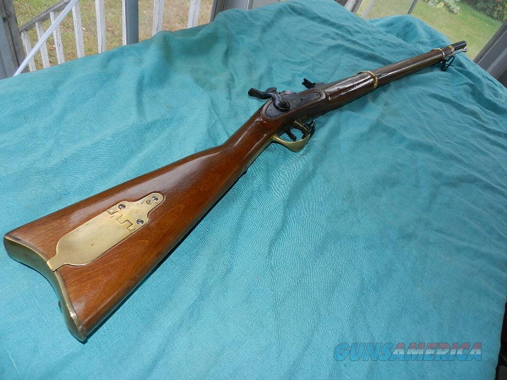 1863 REMINGTON ZOUAVE .48 CAL. RIFLE  Guns > Rifles > Muzzleloading Modern & Replica Rifles (perc) > Replica Muzzleloaders