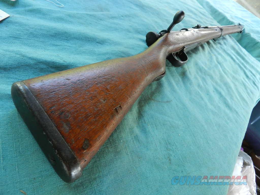 ARISAKA TYPE 99 SHORT RIFLE 7.7 CAL  Guns > Rifles > Military Misc. Rifles Non-US > Other
