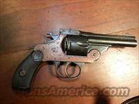 EASTERN ARMS .38 ENGRAVED REVOLVER  Guns > Pistols > Harrington & Richardson Pistols