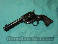 "COLT SAA 1ST GEN 4 3/4"" .45 CAL.  Guns > Pistols > Colt Single Action Revolvers - 1st Gen."