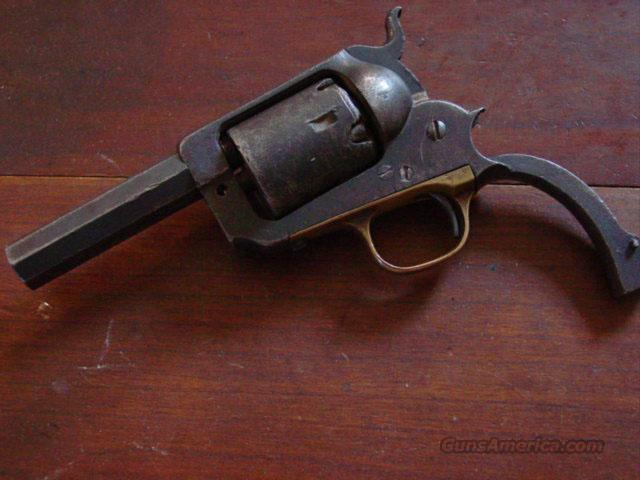 E. WHITNEY , NEW HAVEN .31 CAL REVOLVER  Guns > Pistols > Antique (Pre-1899) Pistols - Perc. Misc.