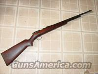 WINCHESTER 72 BOLT ACTION .22 RIFLE  Winchester Rifles - Modern Bolt/Auto/Single > .22 Boys Rifles