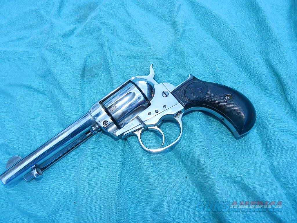 COLT LIGHTENING .38LC 1877 REVOLVER  Guns > Pistols > Colt Single Action Revolvers - 1st Gen.