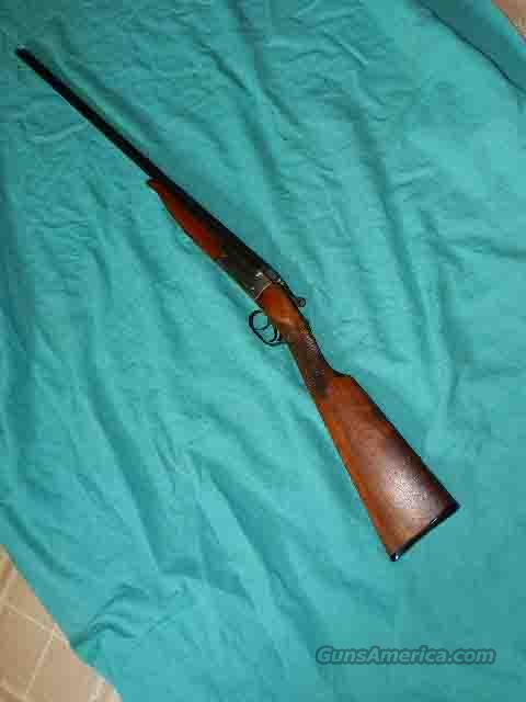 IVER JOHNSON 410 GA HERCULES DOUBLE  Guns > Shotguns > Iver Johnson Shotguns
