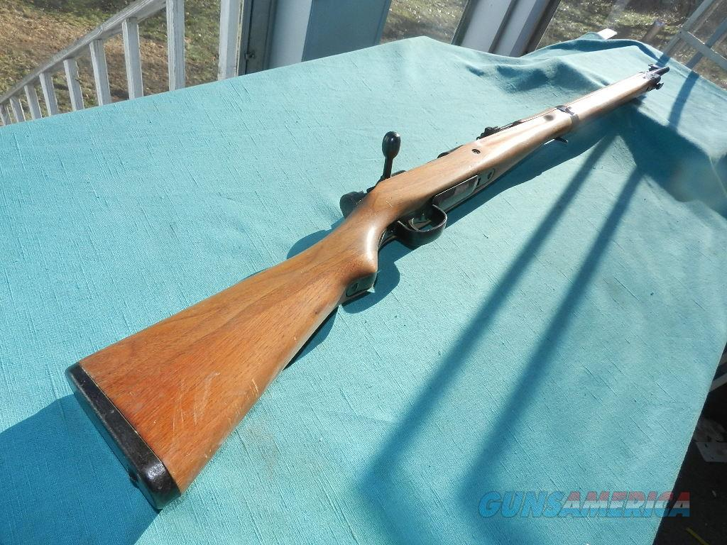 ARISAKA TYPE 99 SHORT RIFLE 7.7 CAL  Guns > Rifles > Military Misc. Rifles Non-US > Other