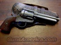 COWBOY SIX SHOOTER SINGLE ACTION  Guns > Pistols > Colt Single Action Revolvers - 1st Gen.