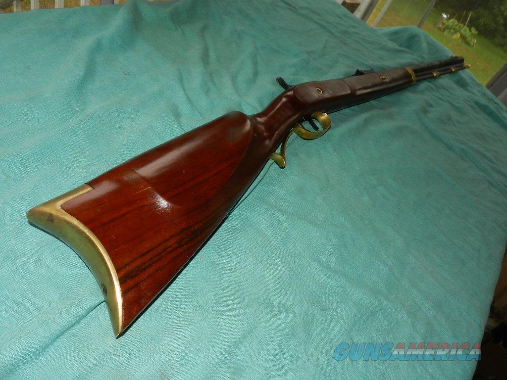 INVESTARMS HAWKEN .50 PERCUSSION LEFT HAND RIFLE  Guns > Rifles > Muzzleloading Modern & Replica Rifles (perc) > Replica Muzzleloaders