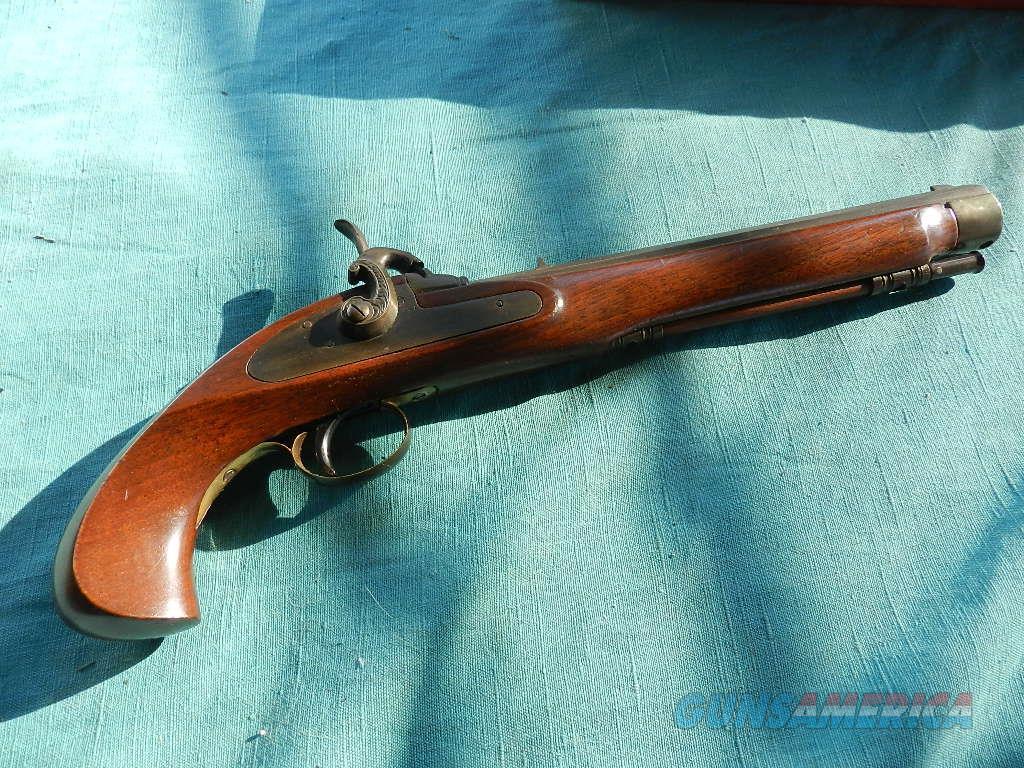 CVA JUKAR .45 CAL PERCUSSION PISTOL  Guns > Pistols > Connecticut  Valley Arms (CVA) Pistols