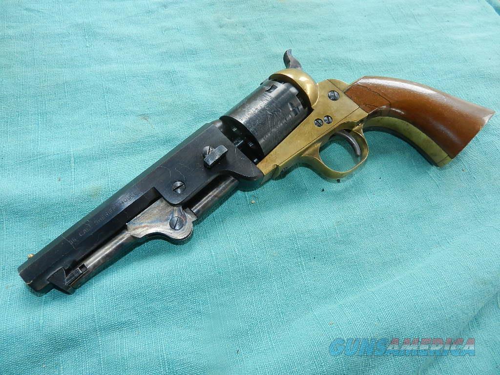 EUROARMS.36CAL SHERIFF MODEL PERCUSSION  Guns > Pistols > Muzzleloading Modern & Replica Pistols (perc)