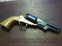 HAWES FIREARMS .36 CAL CAP AND BALL REVOLVER  Muzzleloading Modern & Replica Pistols (perc)