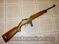 ERMA M1 CARBINE .22LR  Guns > Rifles > Military Misc. Rifles US > M1 Carbine