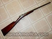 WINCHESTER 1902 BOLT ACTION .22 RIFLE  Guns > Rifles > Winchester Rifles - Modern Bolt/Auto/Single > .22 Boys Rifles
